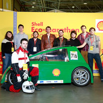(c)  Shell Eco-marathon Europe 2015